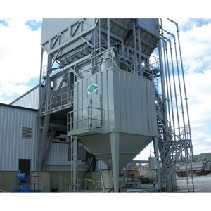 C and G Equipment | Dust Control Systems | Cement Products